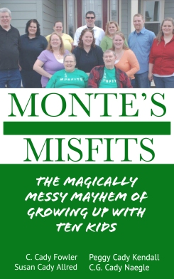 Montes Misfits Book1